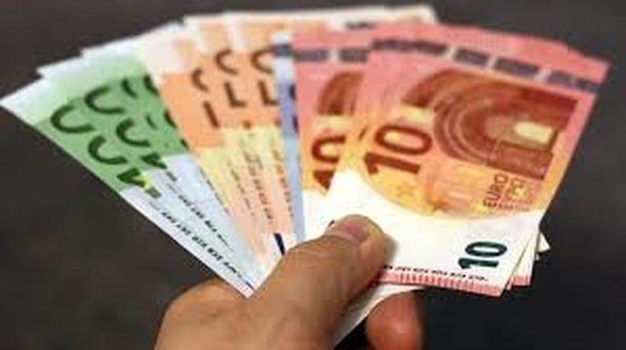 Geld gevonden - Foto: eigen geleverde foto