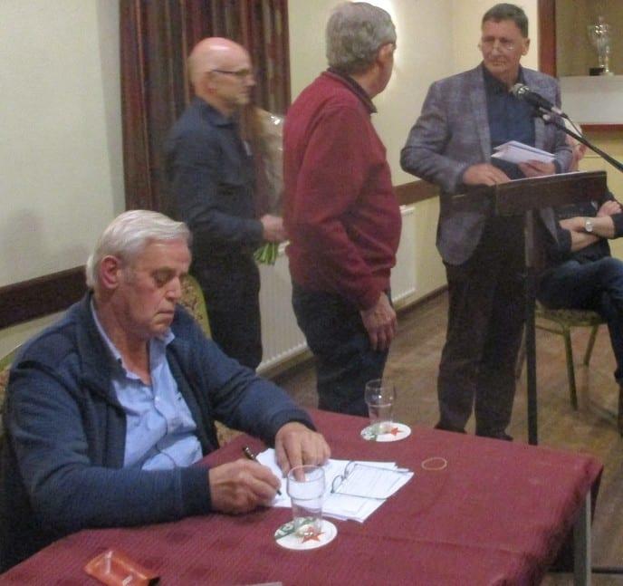 Jaarvergadering de Stuwzangers uit Vilsteren - Foto: Ingezonden foto