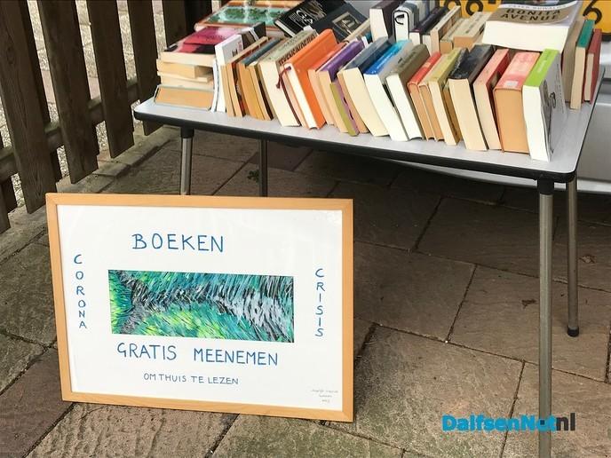 Gratis boeken - Foto: Ingezonden foto