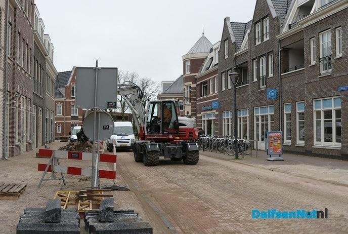 Albert Heijn Dalfsen Boodschappen-Hulplijn - Foto: Johan Bokma
