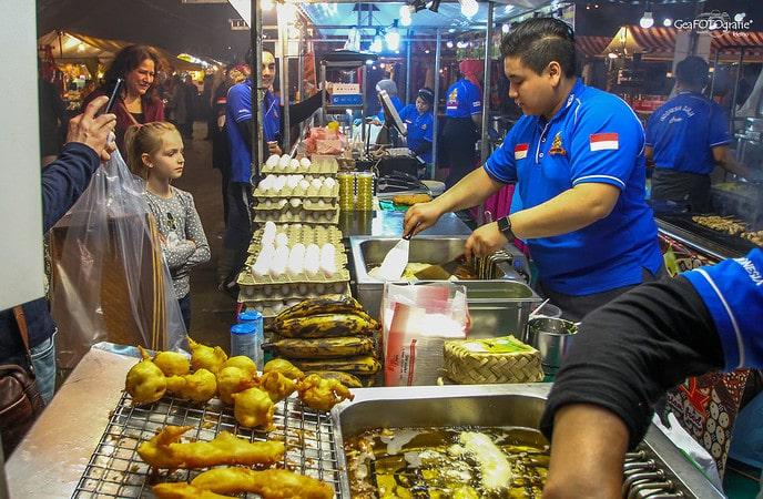 De Pasar Malam in Zwolle nestelt zich weer in de top van Nederland