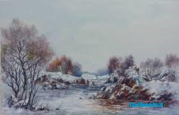 Leer de kunst van schilderen - Foto: Ingezonden foto