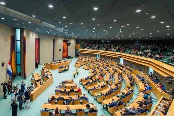 Kamerlid Maurits von Martels naar Den Haag voor corona-debat