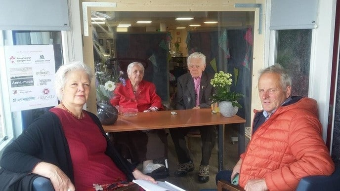 Proathuus Rosengaerde officieel geopend