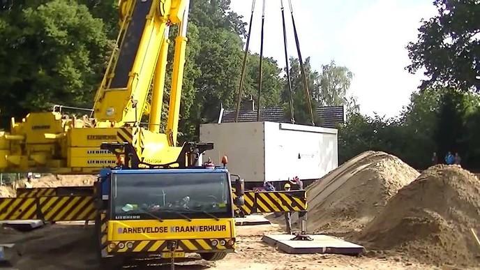 Plaatsen kelder de potstal Hoonhorst