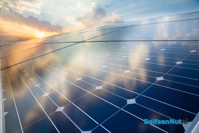 Zonne-energie via Vinkenbuurt Stroomt – Oproep - Foto: Ingezonden foto