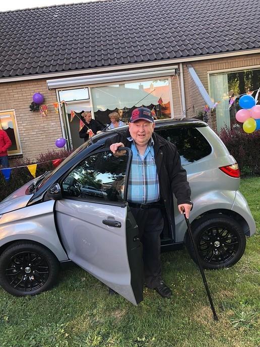 Jan van Marle 90 jaar