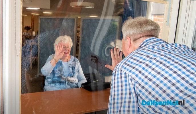 Versoepeling bezoek Rosengaerde - Foto: Ingezonden foto
