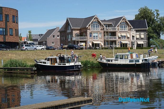 Gelukkig hebben we een haven in Dalfsen - Foto: Paul Scholten