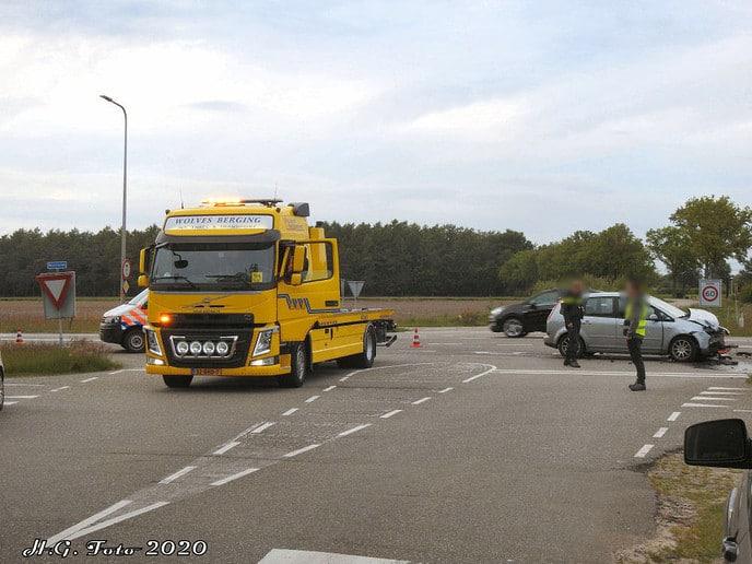 Aanrijding Hessenweg / Welsummerweg