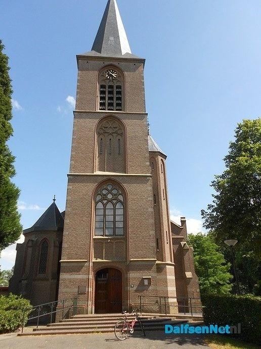 Kerk Vilstersen behoort bij het landgoed
