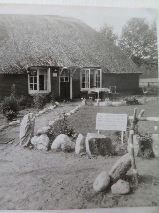 Oude foto's van rond 1955 en begin 1960