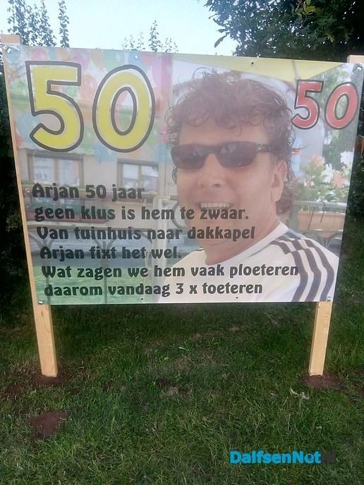 50 jaar - Foto: Ingezonden foto