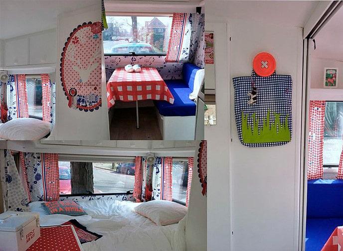 Caravan met een Hollands tintje - Foto: Paul Scholten
