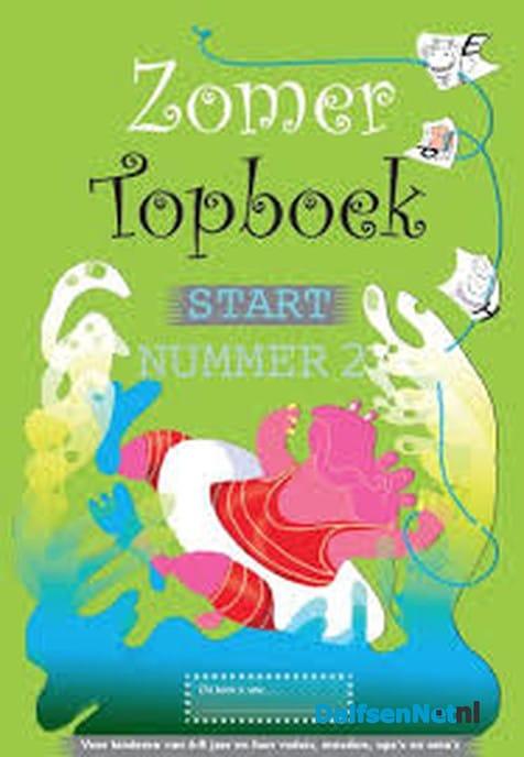 Kom een boek lenen en krijg een Zomer Topboek - Foto: Ingezonden foto