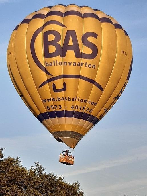 Ballonvaart - Foto: Ingezonden foto