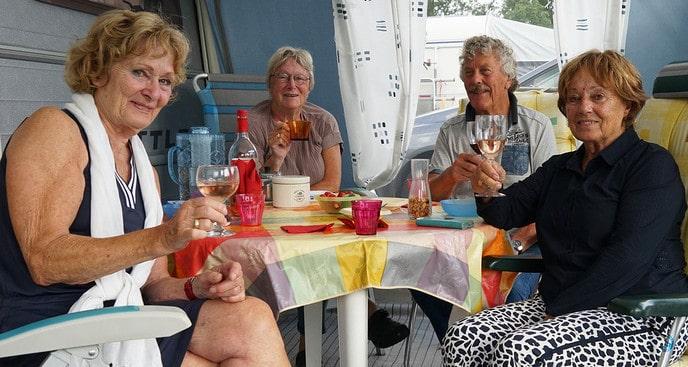 Al 14 jaar naar camping Starnbosch - Foto: Paul Scholten