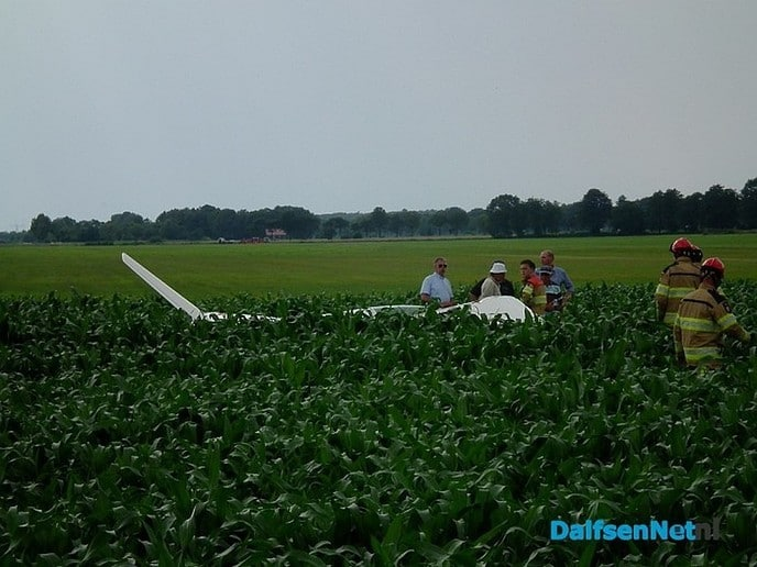 Lid van Aero Club Salland bij botsing in de lucht omgekomen