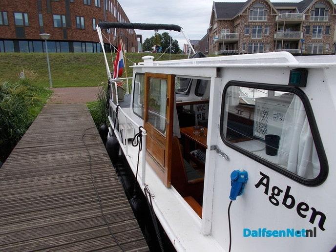 De Agben boot is er weer