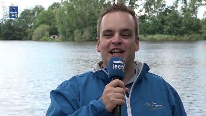 Loodvrij vissen in de Bijkersplas en Brouwersgat