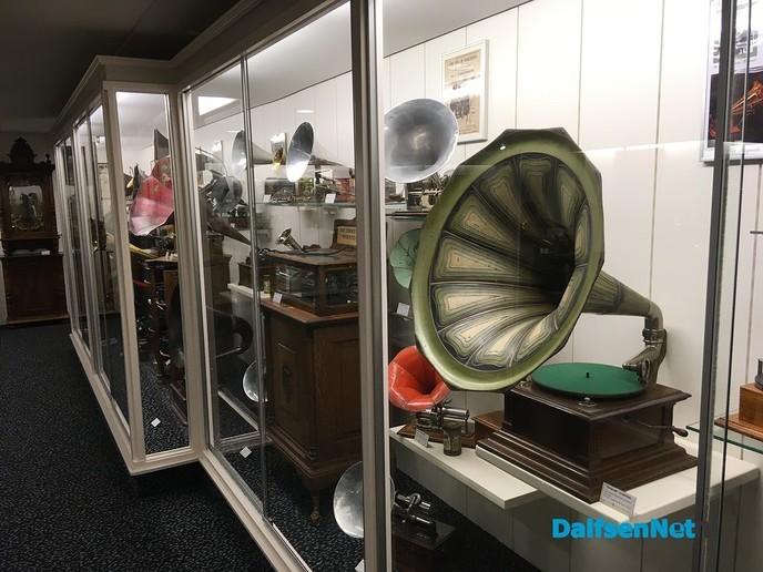 Grammofoonmuseum - Foto: Ingezonden foto