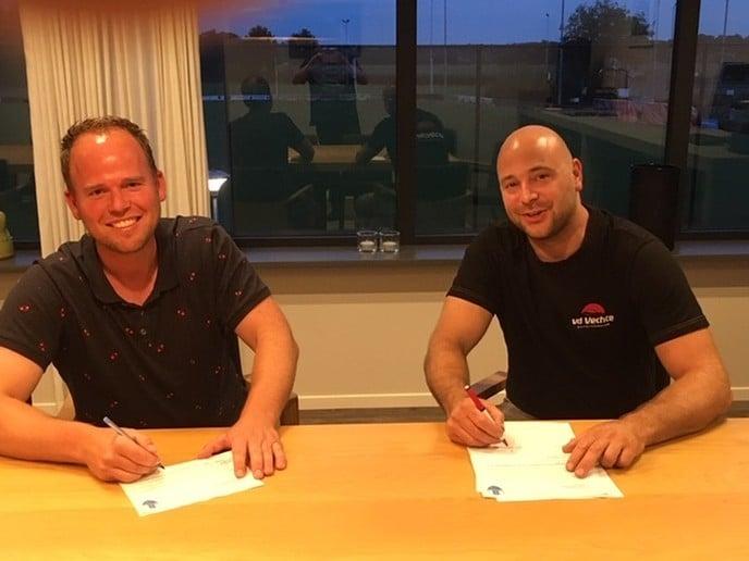 Bedrijven uit Hoonhorst sponsoren Hoonhorst 3 - Foto: Ingezonden foto