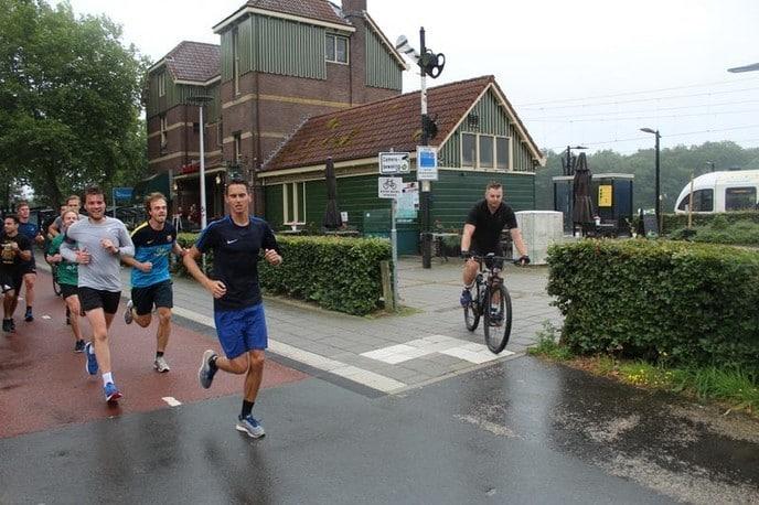 Dalfsen 5 voltooit marathon - Foto: Ingezonden foto