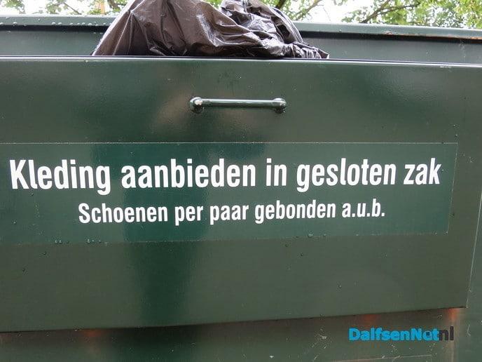 Ergernis, vuiligheid, nonchalance en afval - Foto: Wim