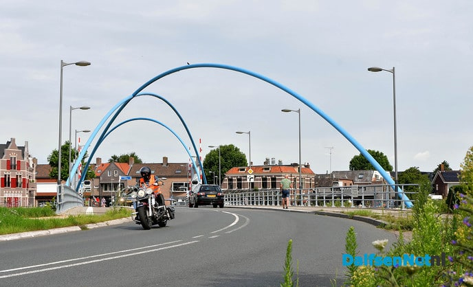 Wildstarclub met dikke VTwins bij de Zevendeugden - Foto: Johan Bokma