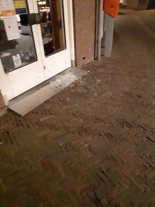 Snelkraak in Dalfsen, half uur later in Ommen - Foto: Politie Vechtdal
