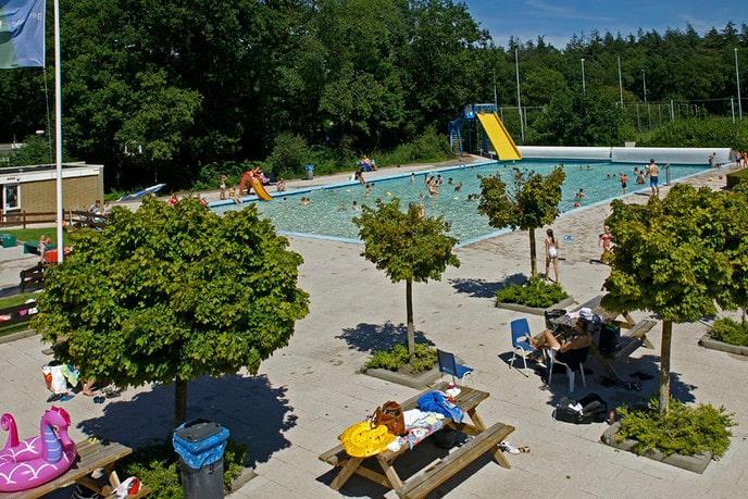 Openluchtzwembad Gerner - Foto: Paul Scholten
