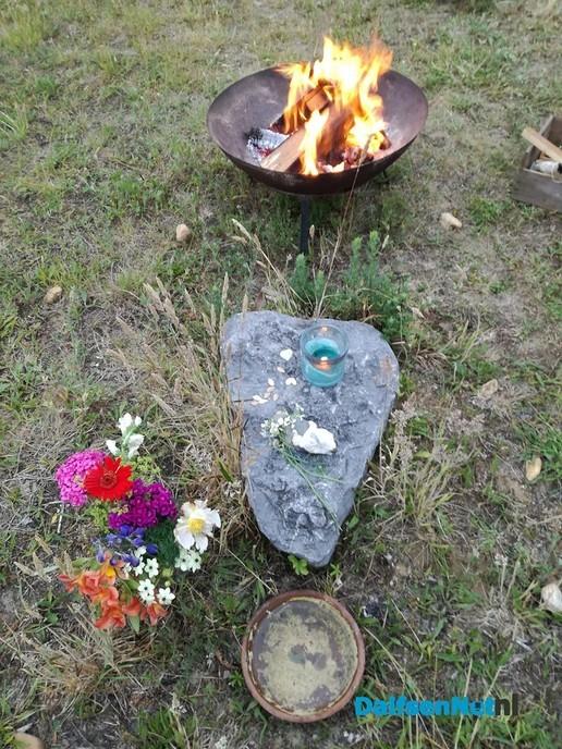 Opening Moeder Aarde Monument - Foto: Ingezonden foto
