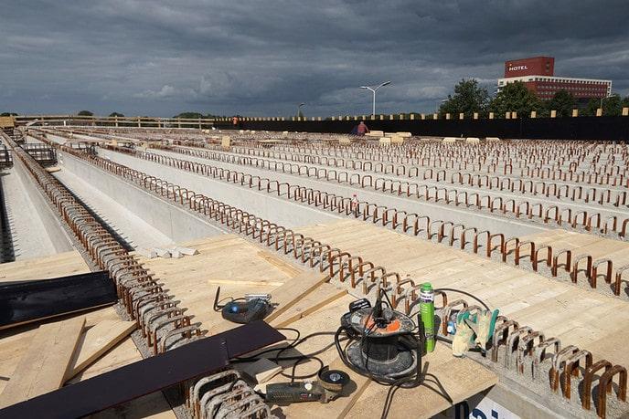 Actuele foto's van het project Vechtdalverbinding - Foto: Paul Scholten