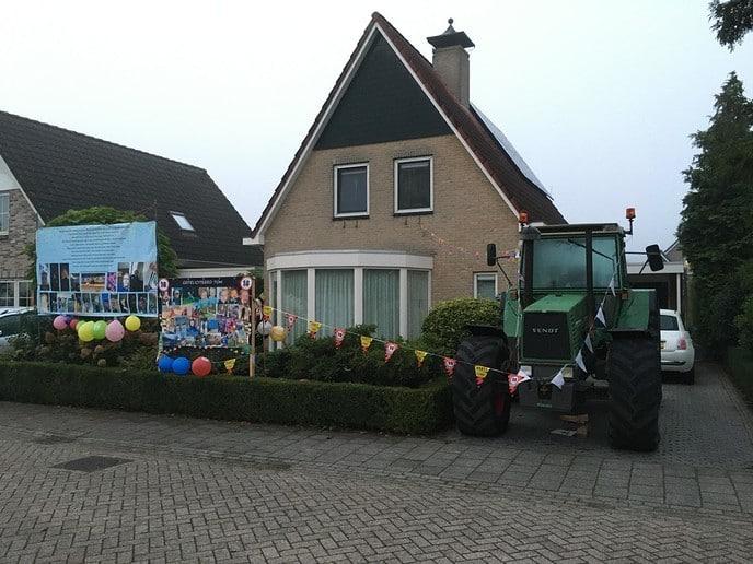 Thom 18 Jaar - Foto: Wim Jansen