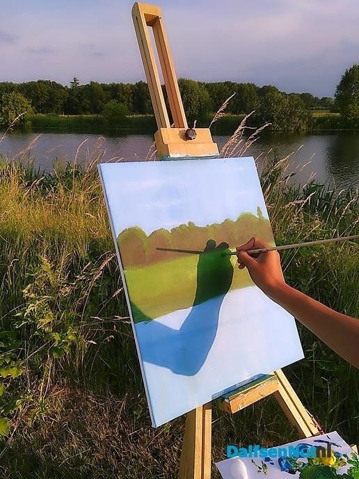 12+Atelier Dalfsen, Tekenen&Schilderen - Foto: Ingezonden foto