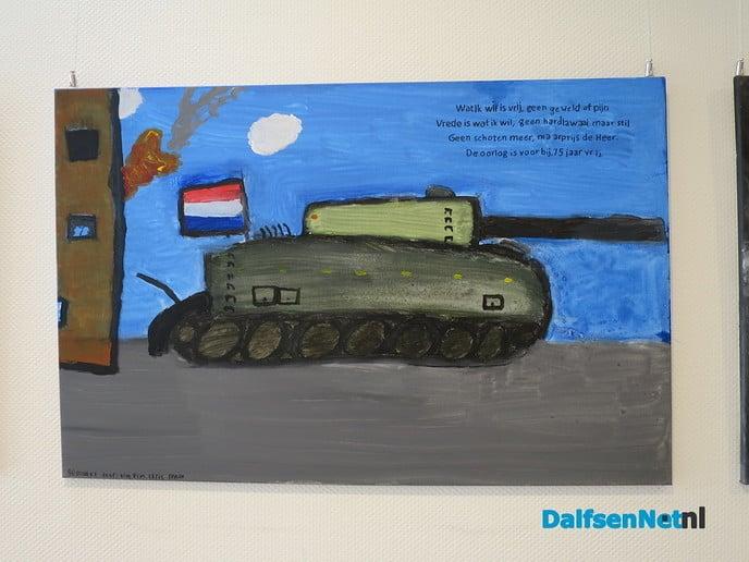 De Spil: voortzetting diverse exposities - Foto: Wim
