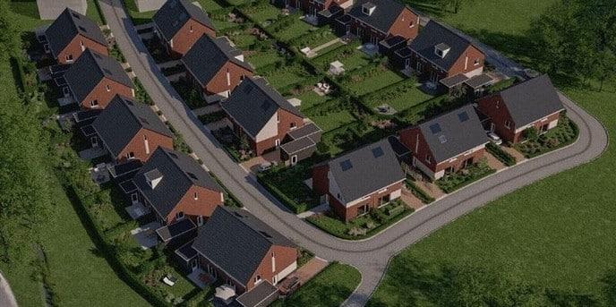 Regio's kunnen dankzij thuiswerken woningnood  verminderen - Foto: eigen geleverde foto