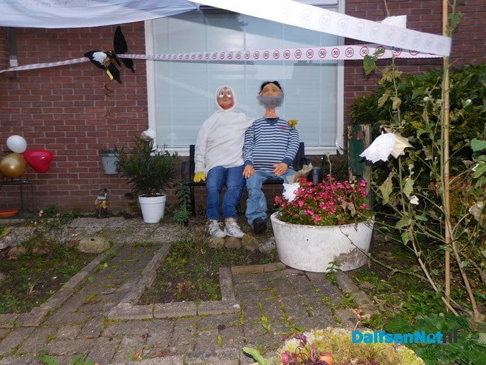 50 jaar echtpaar - Foto: Ingezonden foto
