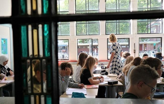 Online voorlichting Voortgezet Onderwijs - Foto: Ingezonden foto