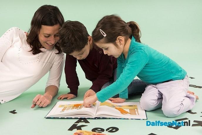 VoorleesExpress zoekt gezinnen - Foto: Ingezonden foto