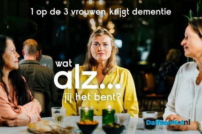 Opbrengst collecteweek Alzheimer Nederland - Foto: Ingezonden foto