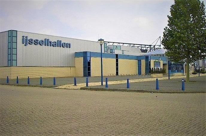 Bouw grote testlocatie in IJsselhallen - Foto: Ingezonden foto