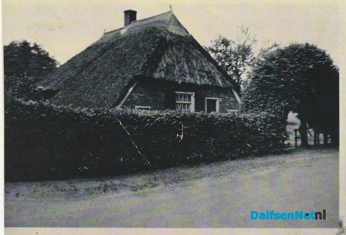 "Huis Fam. Krisman: ""van 't Huukie"" - Foto: Wim"