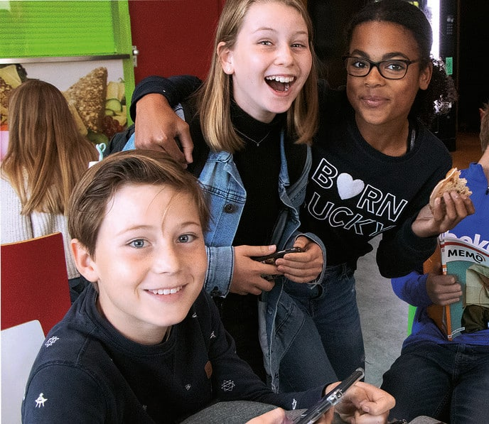 Online VO-voorlichting Thorbecke Scholengemeenschap - Foto: Ingezonden foto