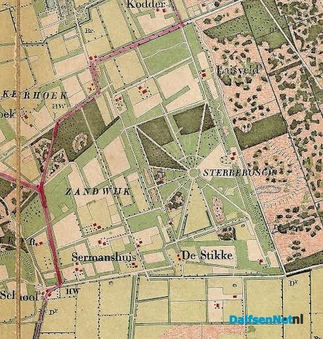 De Vosboer, een begrip, met een hele geschiedenis - Foto: Wim