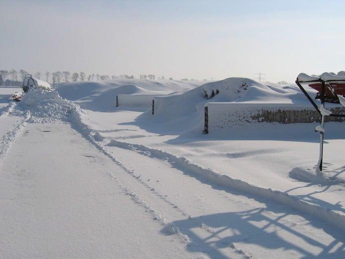 Sneeuwfoto's - Foto: Ingezonden foto
