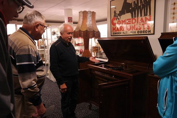 Grammofoonmuseum kan verhuizen naar 't Olde Gemientehuus - Foto: Ingezonden foto