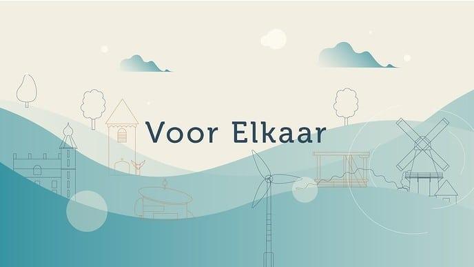 Saamhorigheid en toekomst centraal in animatievideo gemeente Dalfsen