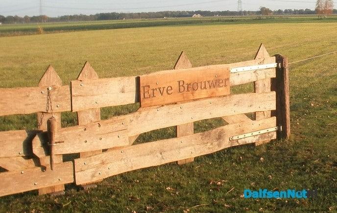 Historische naam op uw boerderij - Foto: Ingezonden foto