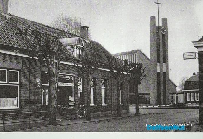 Historische, helaas verdwenen rijkdom van Hoonhorst - Foto: Wim